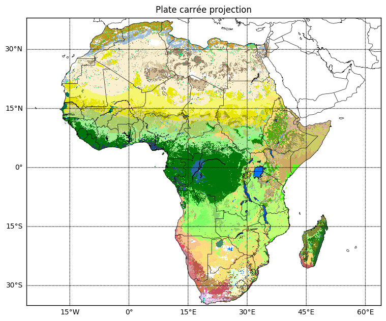 Plotting African ecosystems on map of africa food, map of africa updated, map of africa current, map of africa 2014, map of africa google, map of africa cdc, map of africa detailed, map of africa clear,